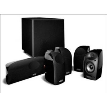 Denon Equipo AV AVR-X550 BT+ Polk TL1600 Altavoces Home Cinema.