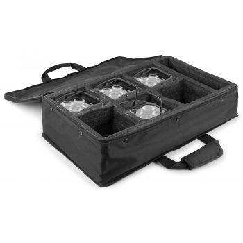 Beamz AC-440 Soft Case 6 uplights BBP94/96 150044