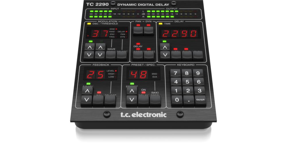TC2290 DT Top Front