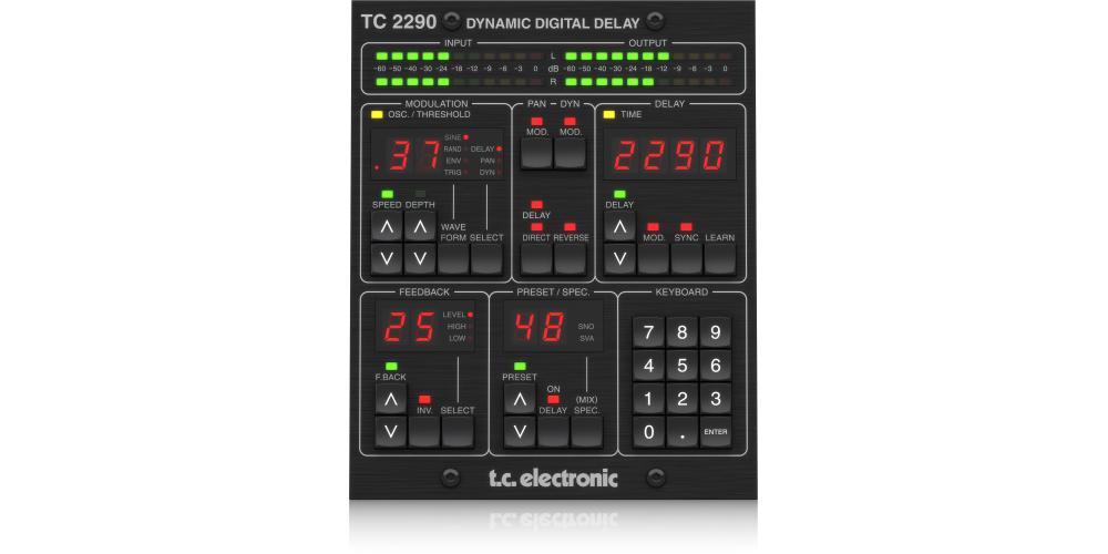 TC2290 DT Top