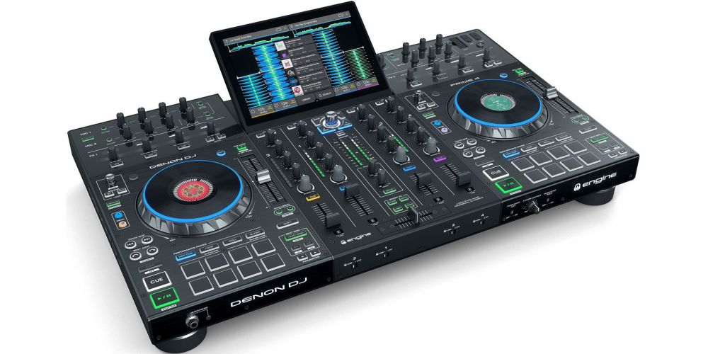 comprar Denon DJ Prime4