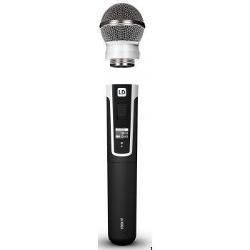 Ld Systems U500 Dc Cabeza De Microfono Dinámica Cardioide