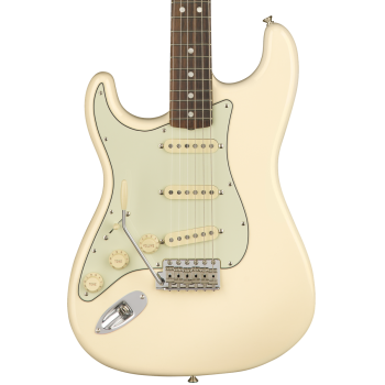 Fender American Original 60s Stratocaster RW Olympic White LH