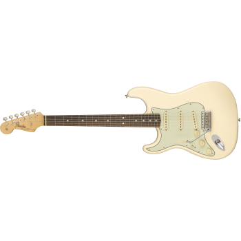 Fender American Original 60s Stratocaster LH RW Olympic White