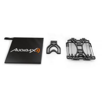 Audibax TOP-10 Soporte Laptop Dj Plegable Portátil Profesional + Funda