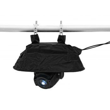 Eurolite Rain Cover Double Clamp Protector de Lluvia