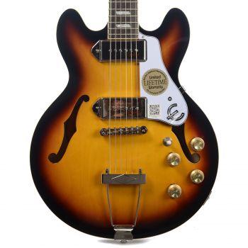 Epiphone Casino Coupe Vintage Sunburst Guitarra Eléctrica