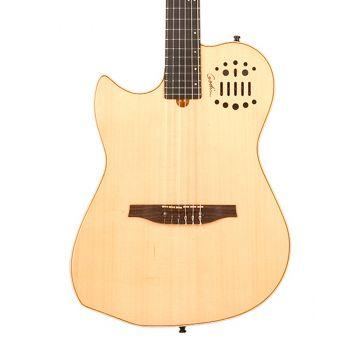 GODIN Multiac Nylon String LH Natural. Guitarra Clásica + Funda