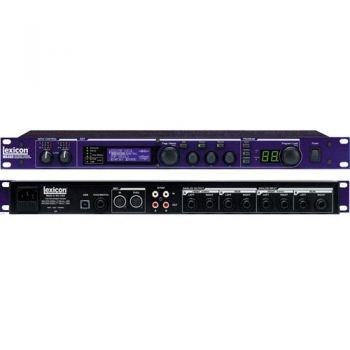 LEXICON MX-400 Audio Interface Tarjeta Sonido MX400L