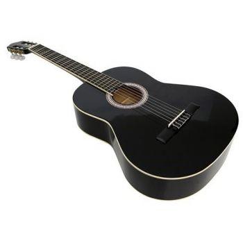 YAMAHA C-40 BL ll Guitarra Clásica Negro