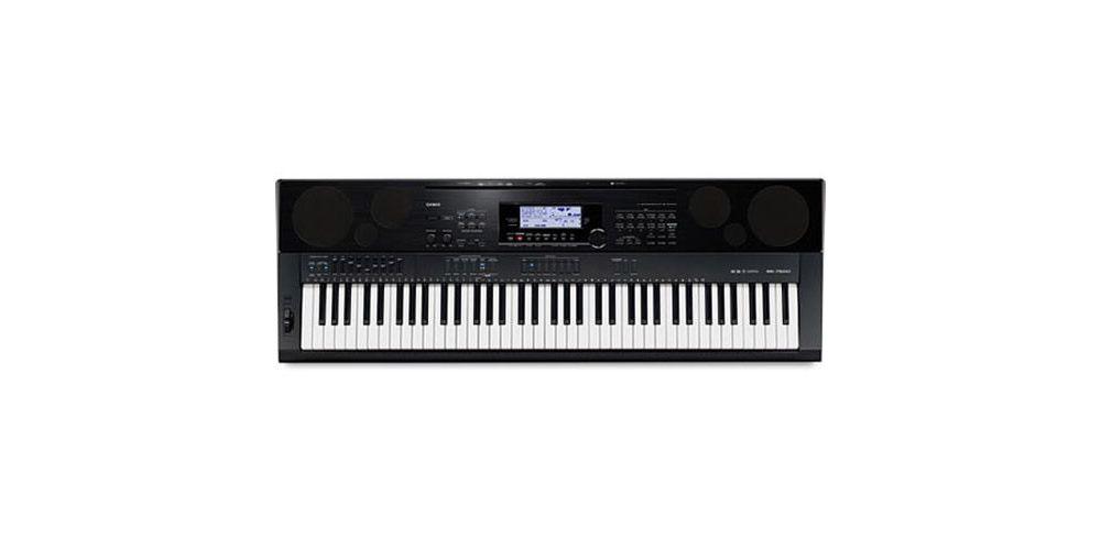 Casio WK 7600 teclado