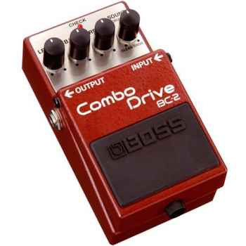 Boss BC 2 Pedal Compacto
