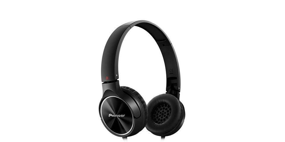 PIONEER SE-MJ522-K  Auriculares Cerrados Negros