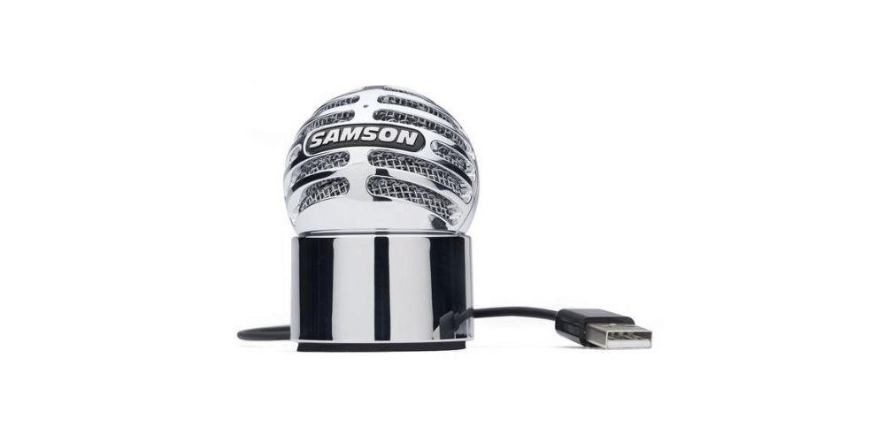 SAMSON METEORITE Micrófono de condensador