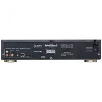 TEAC CD-P800 NT-B Compact Disc Network, Negro