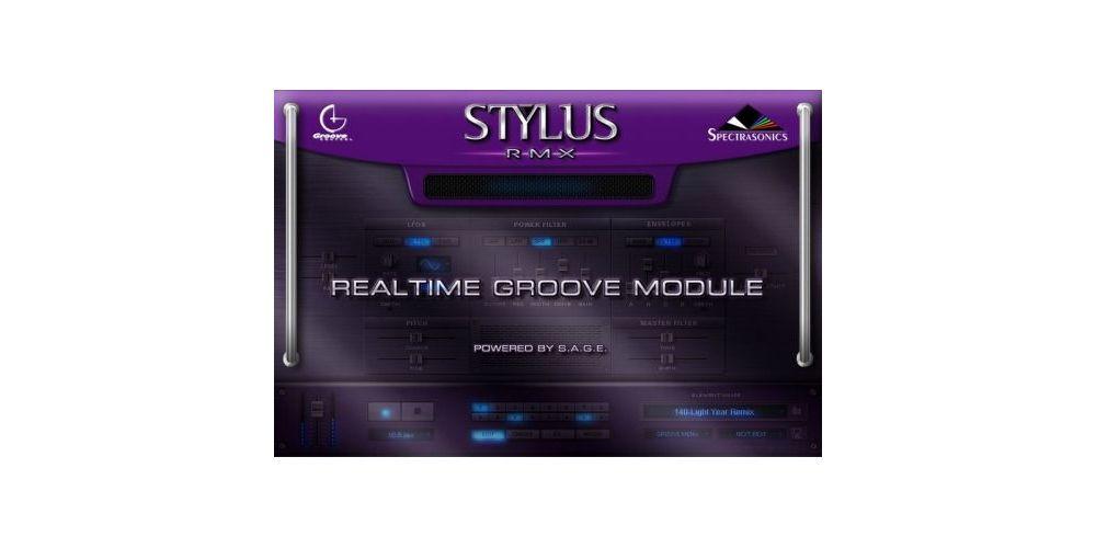 groove spectrasonics stylus