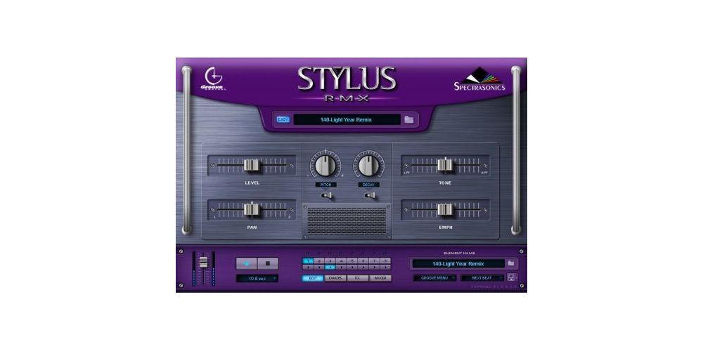 software spectrasonics stylus