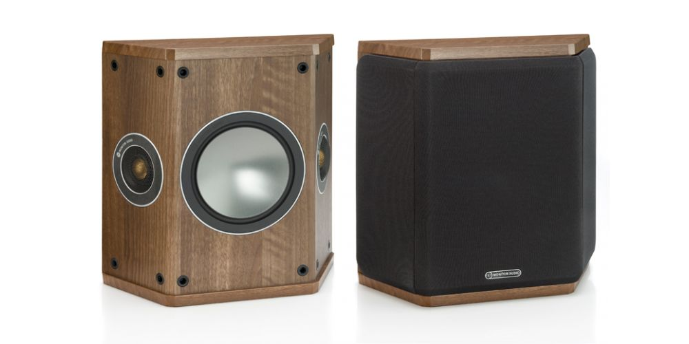 BRONZE FX NOGAL MONITOR AUDIO ALTAVOZ PAR