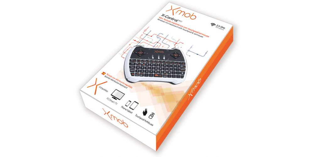mando para smart tv xcontrol pro