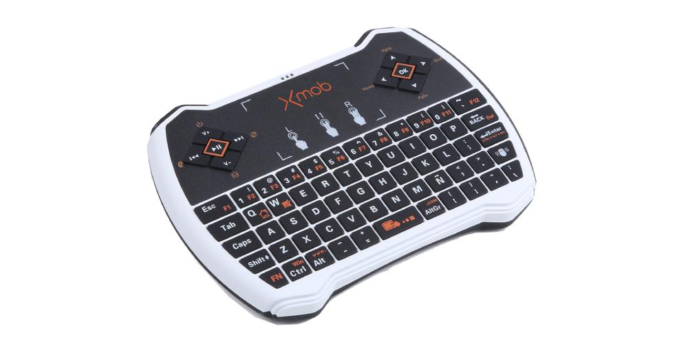 xmob xcontrol pro teclado inlambrico