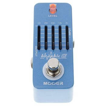 Mooer Graphic G pedal