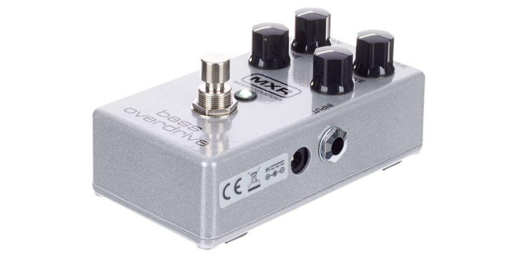 dunlop mxr m89 bass overdrive dc