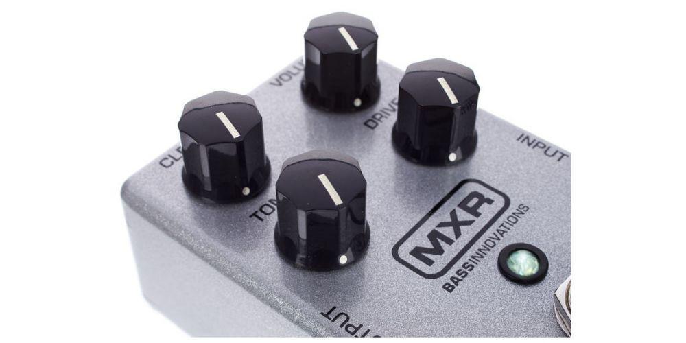 dunlop mxr m89 bass overdrive knob