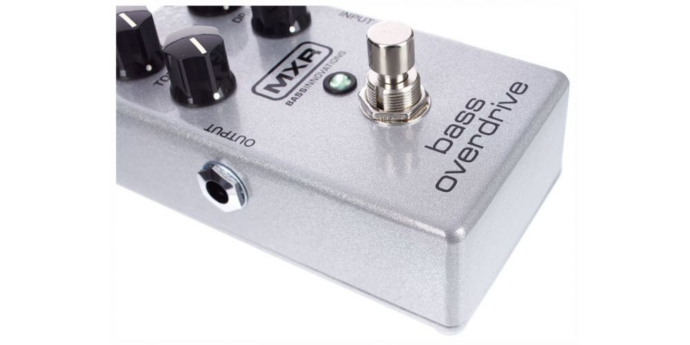 dunlop mxr m89 bass overdrive push