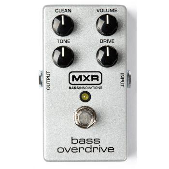MXR M89 Bass Overdrive pedal