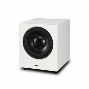 WHAFERDALE D10 Subwoofer White