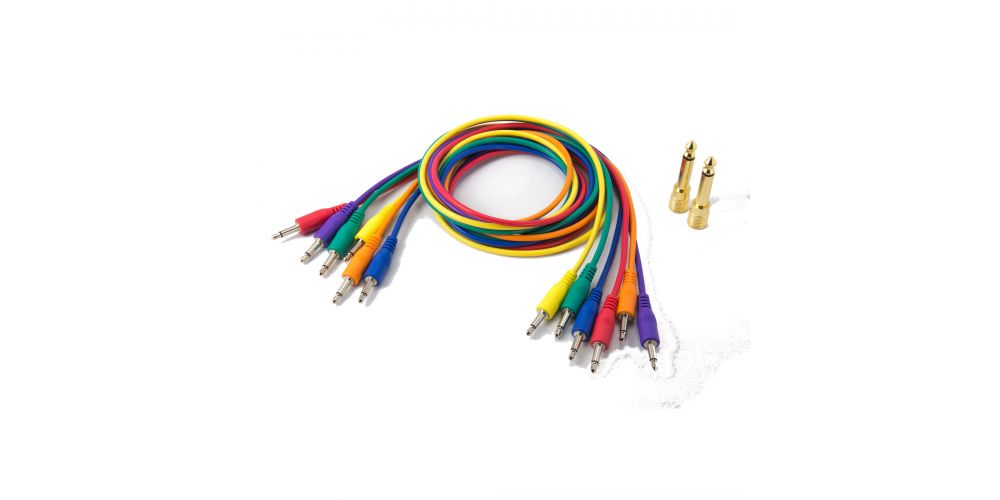 korg sq cable 6 color