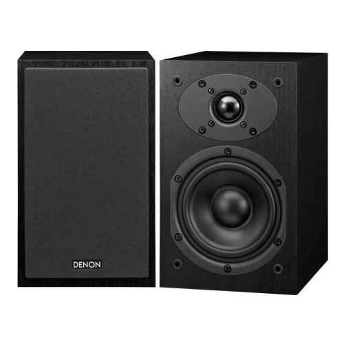 DENON PMA-520Silver+SCM40 Black