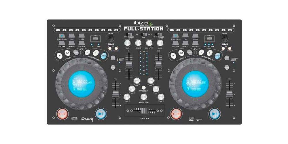 ibiza sound full station 4