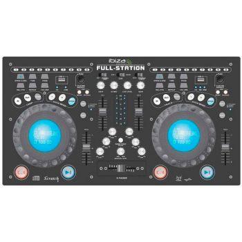 Ibiza Sound Full-Station Controlador Dj