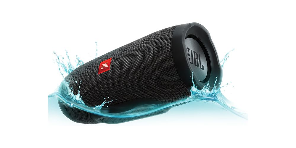 JBL CHARGE 3 BK Negro Altavoz Portatil Bluetooth