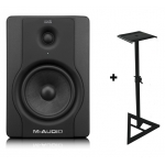 M-AUDIO BX5 D2 Individual + Soporte Regulable