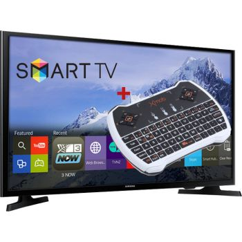 "SAMSUNG UE32J4500 Led 32"" Smart Tv + Mando Qwerty Smart con Touch Pad"