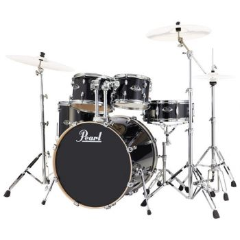 Pearl Export Lacquer Standard EXL725 Black Smoke