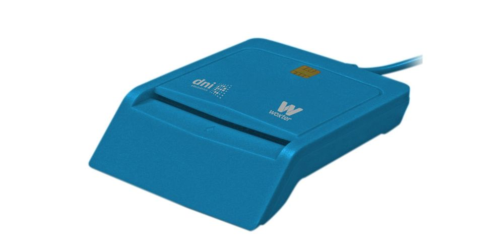 woxter lector dni electronico azul1