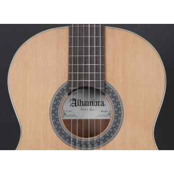 Alhambra 1 Open Pore Cadete Guitarra Clasica