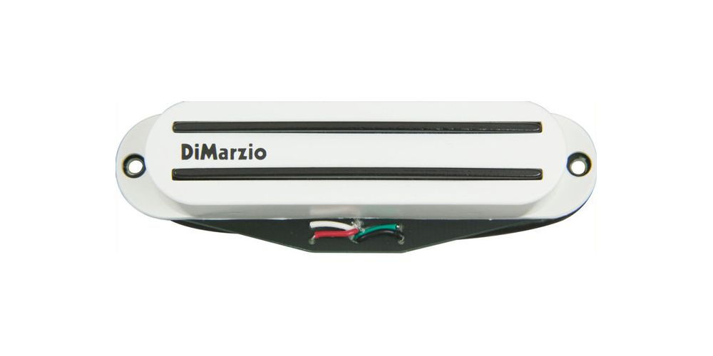 Oferta Dimarzio Chopper blanca DP184W