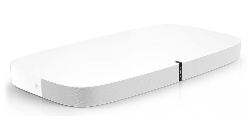 sonos playbase base television inalambnrica white