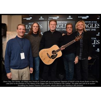 Takamine EF360GF Glenn Frey Signature
