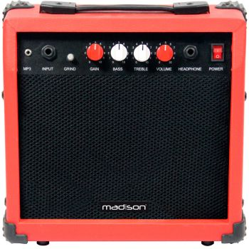 Madison GA20-ORAN Amplificador de guitarra 20w