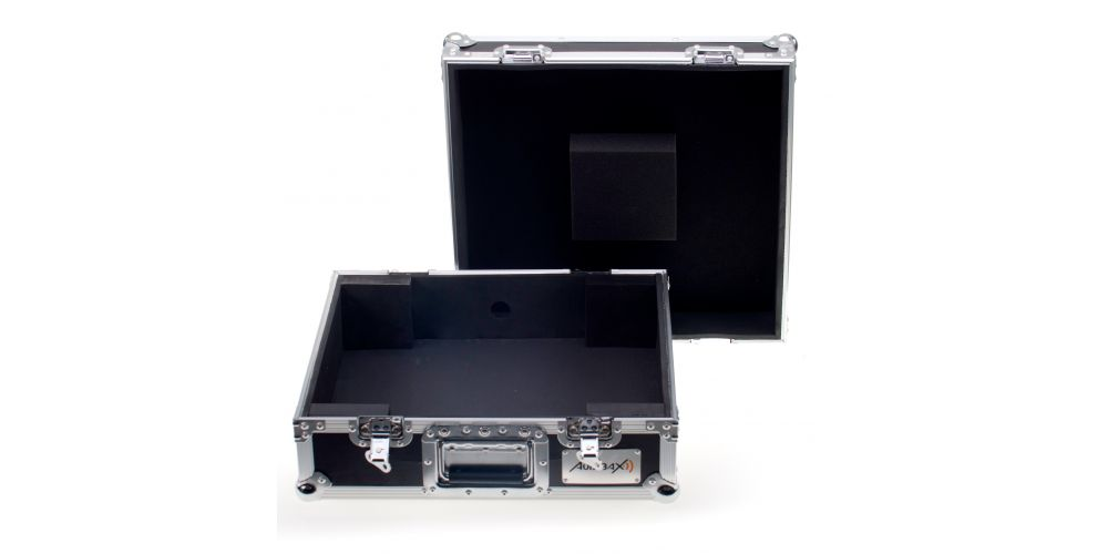 Audibax flightcase mesas 12 pulgadas