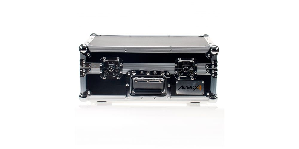 Audibax flightcase platos