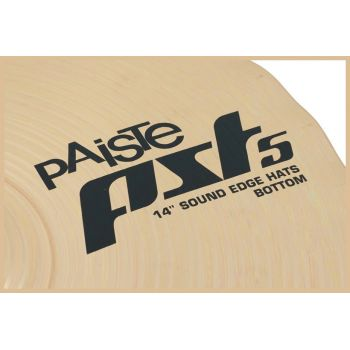 Paiste PST5 N Hi Hat Sound Edge Parte inferior