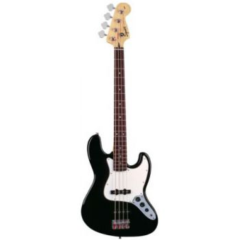 Fender Squier Affinity Series Jazz Bass Black