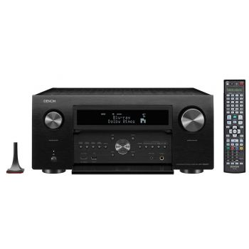DENON AVC-X8500H BK amplificador  Audio-Video Alta Definicion