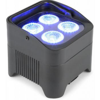 Beamz BBP94 Foco PAR con bateria 4x 10W 150589